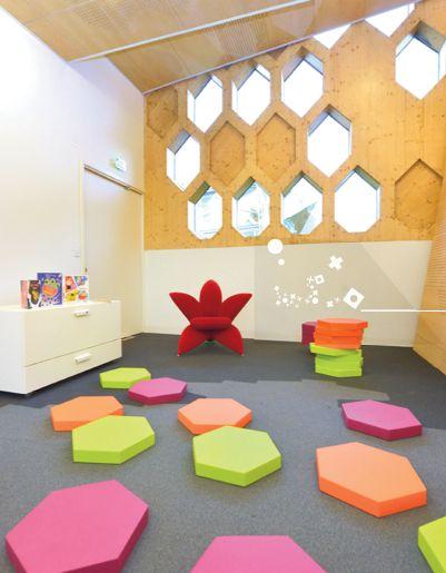 mediatheque de tourcoing. Black Bedroom Furniture Sets. Home Design Ideas
